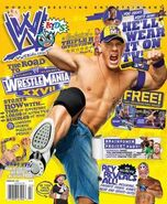 WWE Kids Magazine February 2011