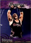 2003 WWE Aggression Rhyno 68