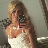 Charlotte in White