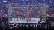 Smackdown 3-14-08 Handicap Steel Cage