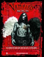 Vampiro Angel, Devil, Hero