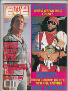 Wrestling Eye - December 1988