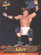 1999 WCW Embossed (Topps) Kaos 30