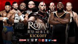 RR 2016 Fatal 4-Way Tag Team Match