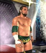 James Storm TNA Video Game