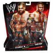 WWE Battle Packs 10 Michael Tarver & David Otunga