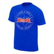 WrestleMania 32 Dallas, TX Youth T-Shirt