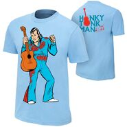 The Honky Tonk Man Shake Rattle & Roll Legends T-Shirt