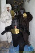 Los Gorilas Asesinos