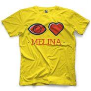 Melina Eye Heart Melina Shirt