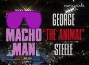 Randy Savage vs The Animal Steele