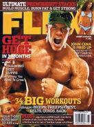 Flex Magazine November 2006 Issue