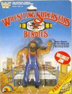 HIllbilly Jim (WWF Wrestling Superstars Bendies)
