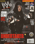 WWE Magazine May 2013