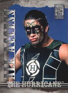 2002 WWF All Access (Fleer) The Hurricane 50