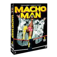 Macho Man The Randy Savage Story DVD