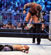 Randy Orton vs Christian (6-5-2011) 3