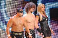 Raw 9-14-09 Carlito Chavo and Mendes