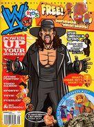 WWE Kids Magazine 20 Summer 2010