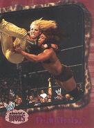 2002 WWE Absolute Divas (Fleer) Trish Stratus 36