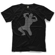 Marcus Bagwell Buff Silhouette T-Shirt