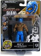 Rey Mysterio (Build N' Brawlers 9)