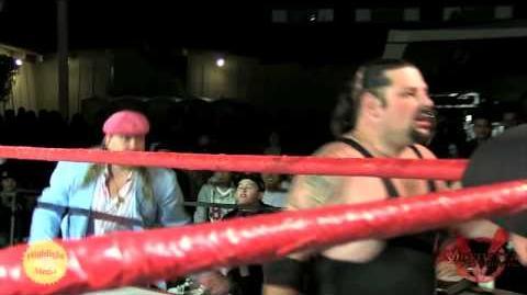 Vendetta Pro Wrestling Episode 9 (12 26 12)