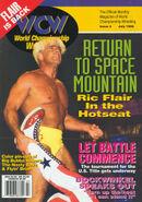 WCW Magazine - July 1995