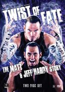 Twist Of Fate - The Matt And Jeff Hardy Story DVD