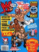 WWE Kids Magazine April 2010