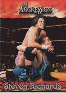 2003 WWE Aggression Steven Richards 34