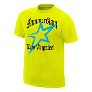 SummerSlam 2014 Neon T-Shirt