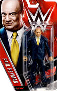 WWE Series 63 - Paul Heyman