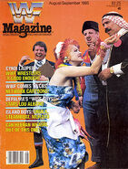 August 1985 - Vol. 3, No. 5