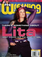 Pro Wrestling Magazine January 2002 Issue
