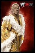 WWE 2K14 Ric Flair 1