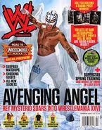 WWE Magazine Feb 2010