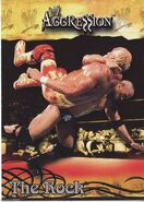 2003 WWE Aggression The Rock 71