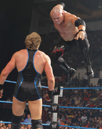 Kane vs Jack Swagger