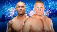 SS 2016 Orton v Lesnar
