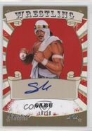 2016 Leaf Signature Series Wrestling Sabu 72