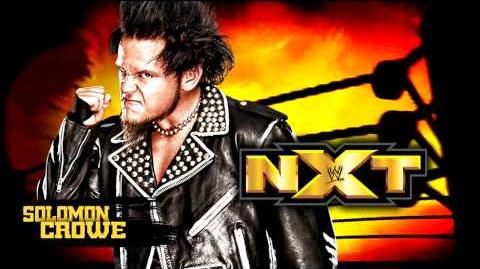 """NXT """"Can't Trust Anyone"""" by Oh No Not Stereo (Solomon Crowe Theme Song) Download Link ᴴᴰ"""