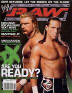 Raw Magazine July 2006