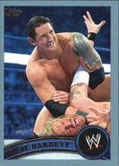 2011 WWE (Topps) Wade Barrett 4