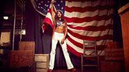 Alicia Fox July 4th WWE Photo Shoot