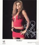 Maria red8x10