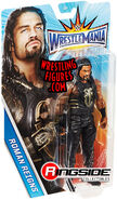 Roman Reigns - WWE Series WrestleMania 33