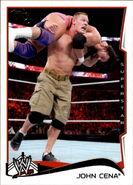 2014 WWE (Topps) John Cena 25