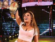 Mickie James WWE Womens