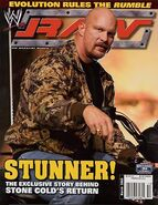 Raw Magazine Mar 2005
